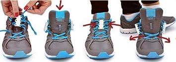 1 Im/án Azul Cierre magn/ético Danapp par de Pr/ácticas Hebillas magn/éticas para Zapatos con Hebilla de Cord/ón sin Corbatas