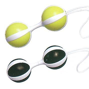 Dildo set with balls