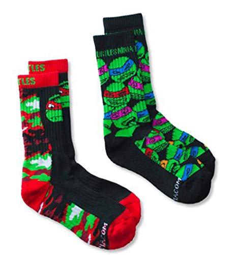 ninja turtle boys socks - 3