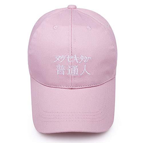 2019 New Hip Hop Dad Hats Chinese Letter Baseball Caps Mens Womens Harajuku Baseball Ball Hat Gorras Casquette