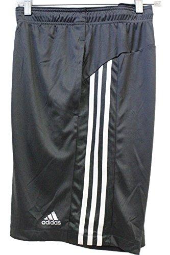 nce Climalite Triple Stripe Gym Athletic/Training Shorts (Black, XX-Large) (Adidas Basketball Jersey)