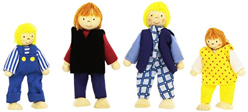 goki Puppenhaus-Puppen Junge Familie 51.955
