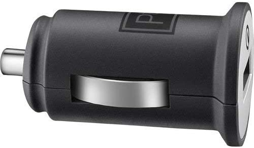 Platinum Black = Model PT-DC1UQC3 Quick Charge Car Charger