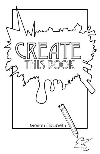 Create This Book [Moriah Elizabeth] (Tapa Blanda)
