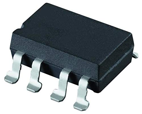 High Speed Optocouplers 1Mbd High-Speed Tran Out Dl CTRgt;19% Pack of 10 (SFH6326-X007)