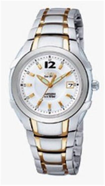 Citizen Mujer Reloj Marinaut Colección ew0840 – 64B: Amazon