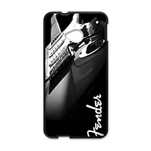 Happy Guitar Fashion Comstom Plastic case cover For HTC One M7