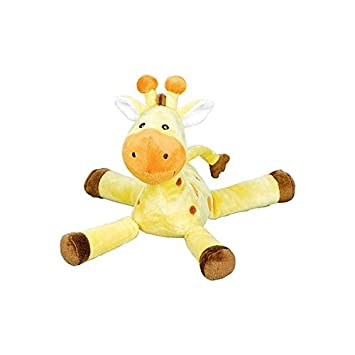 Adorable Fisher Price Baby Shower Party Plush Baby Giraffe, Fabric, 10u0026quot;