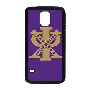 Samsung Galaxy S5 Cell Phone Case Black_Chi Psi Symbol FY1578457