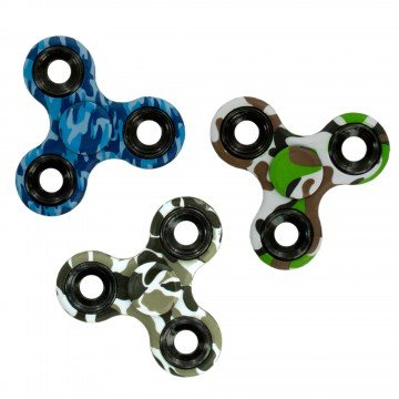 Camouflage Spin-O-Rama Countertop Display - Pack of 132 by bulk buys