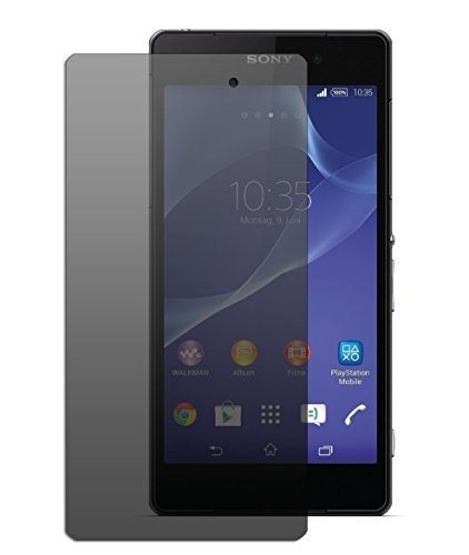 Sony Xperia Z2 Tempered Glass Screen Protector - 4