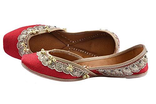 Prajapati Handicrafts Comfortable Fashionable Juti Mojri For
