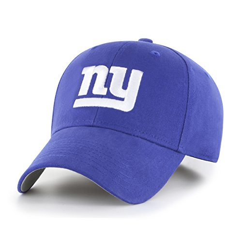 New York Giants Cap (NFL New York Giants Toddler Cinch OTS All-Star Adjustable Hat, Royal, Toddler)