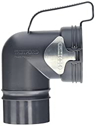 Thetford 17731 SmartDrain 90° Nozzle Fitting with Handle