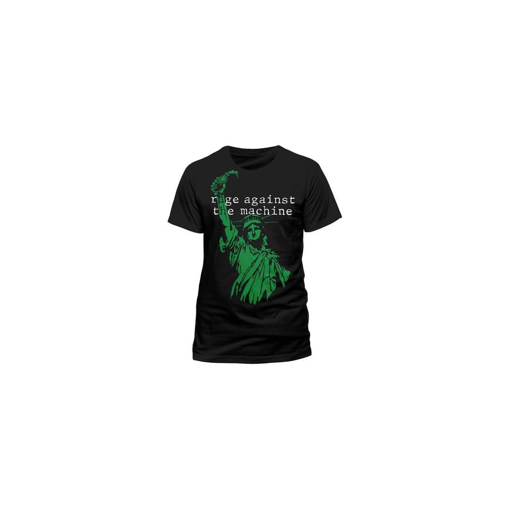 """Camiseta """"libertad"""" de Rage Against The Machine"""