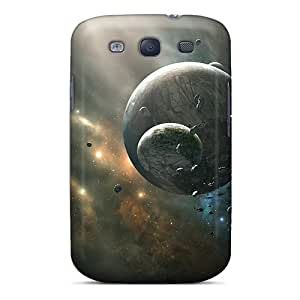 New Galaxy S3 Case Cover Casing(spectrum V)