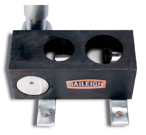 Baileigh TN-200M Manual Pipe Notcher, For 1-1/2'' and 2'' Pipe by Baileigh