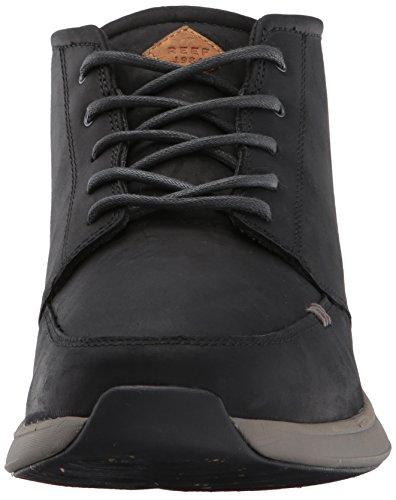 Reef Ra2xmtbro, Zapatillas de Deporte para Hombre negro/gris