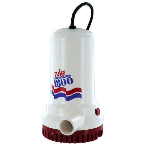 [Nsp 110v Pump 1800gph] (Rule Industries Pump)
