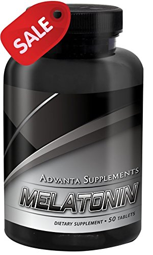 Melatonin Natural Sleep Help Asleep