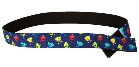 - Myself Belts - Toddler and Kids Belt for Boys - Monsters (4T)