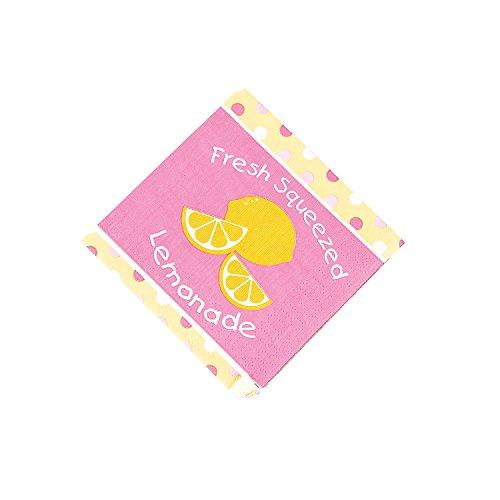 Lemonade Party Beverage Napkins for $<!--$2.35-->