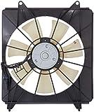 2012 Acura TSX A/C Condenser Fan Assemblies - Spectra Premium CF18074 Air Conditioning A/C Condenser Fan Assembly
