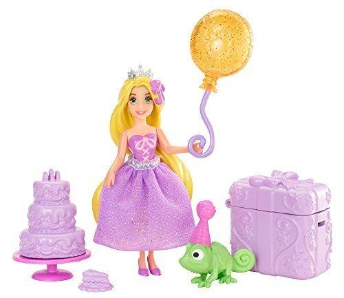 Disney Princess party set Rapunzel (Y1443) by Mattel