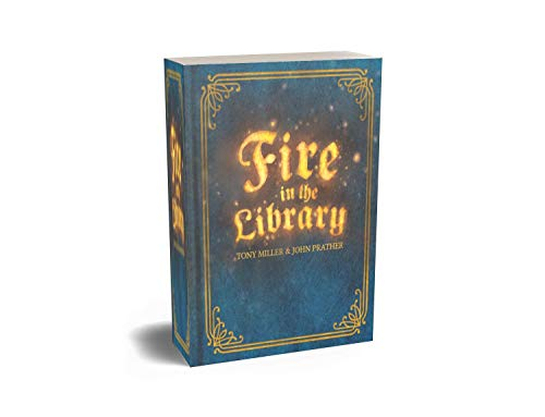 (Fire in The Library Board Game)