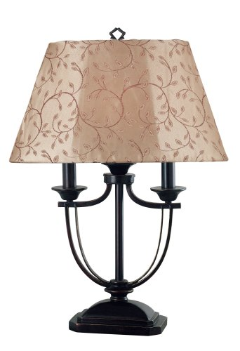 Outdoor Belmont Outdoor Table Lamp in Oil Rubbed Bronze