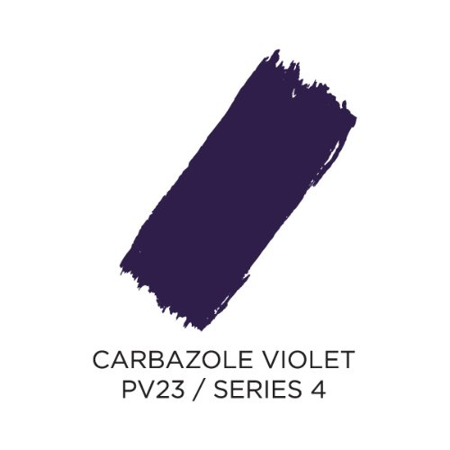 Akua Intaglio Print Making Ink, 8 oz Jar, Carbazole Violet (IICV) by Akua