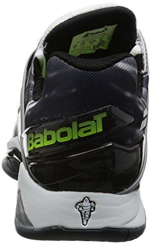 Babolat Man`s Propulse Raseri Alla Domstol Tennisskor Vit / Svart