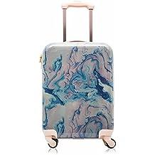"Cosmopolitan Fashion 21"" Flight Legal Hardcase Carry-on Suitcase"