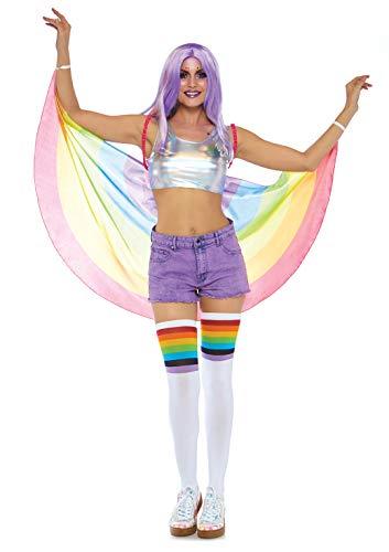 Diy Adult Costume Ideas (Leg Avenue Women's Costume, Rainbow, One)