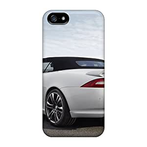 New ShaCke Super Strong Jaguar Zadnji Deo Tpu Case Cover For Iphone 5/5s