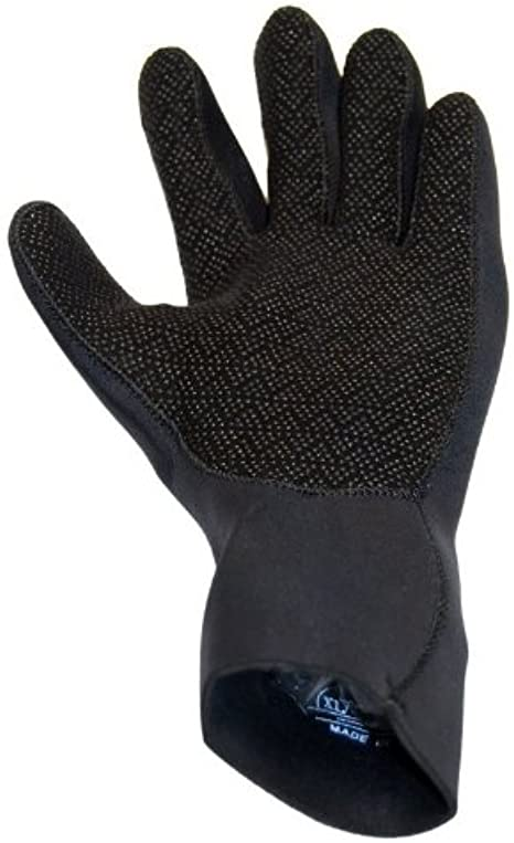 Ascan Neoprenhandschuhe Flex Glove 2 schwarz 2021