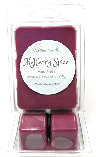 Mulberry Spice Scented Wax Melts. Soy Wax Cubes for (Mulberry Spice)