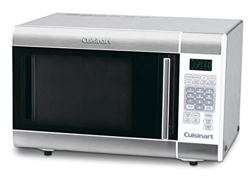 Cuisinart CMW 100FR 1 Cubic Foot Stainless Refurbished