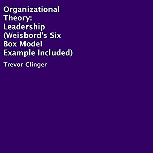 Organizational Theory: Leadership Hörbuch