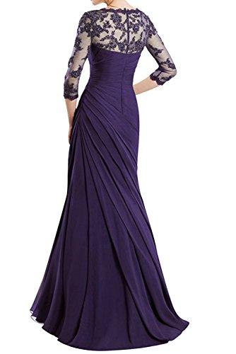 Abendkleider Elegant Neu Braut Dunkel fesltichkleider Rot Ballkleider Lang Blau Partykleider mia La Damen Abschlussballkleider EqZSXX