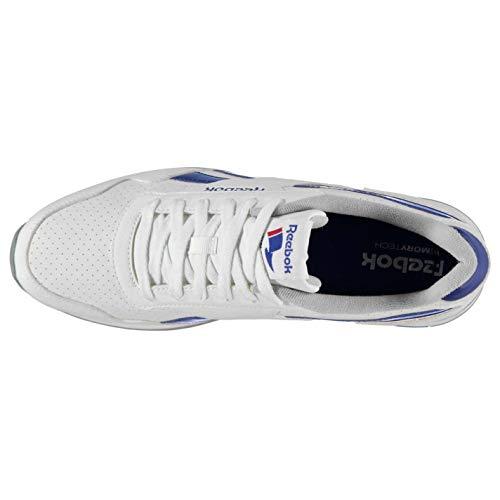 Zapatillas Royal Clip Perforated Deportivas Reebok Blanco Glide royal Hombre aqAwxXZ