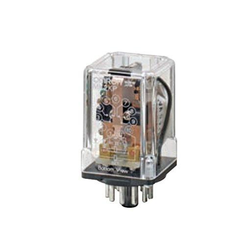 - OMRON MK2KP AC100/(110) Latching relay(DPDT)(Plug-in type)(AC) NN