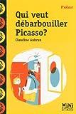 vignette de 'enquêtes de Nino (Les)<br /> Qui veut débarbouiller Picasso ? (Claudine Aubrun)'