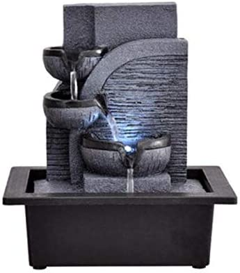 Feng Shui Tabletop Indoor Unique Style Water Fountain