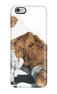 High Quality LeonaMullers Dog Skin Case Cover Specially Designed For Iphone - 6 Plus