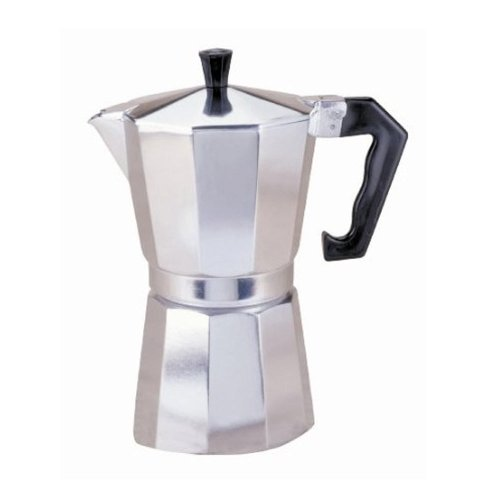 SODIAL(R) Coffee Maker Espresso Latte Mini 1 Cup Brewer Pot (Farberware Coffee Pot)