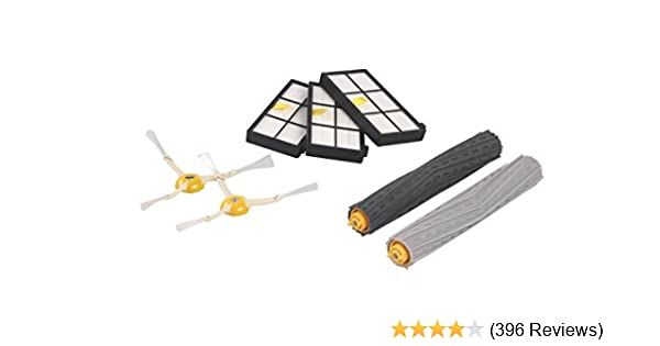 810bdf01b Amazon.com - iRobot Roomba 800 and 900 Series Replenishment Kit -