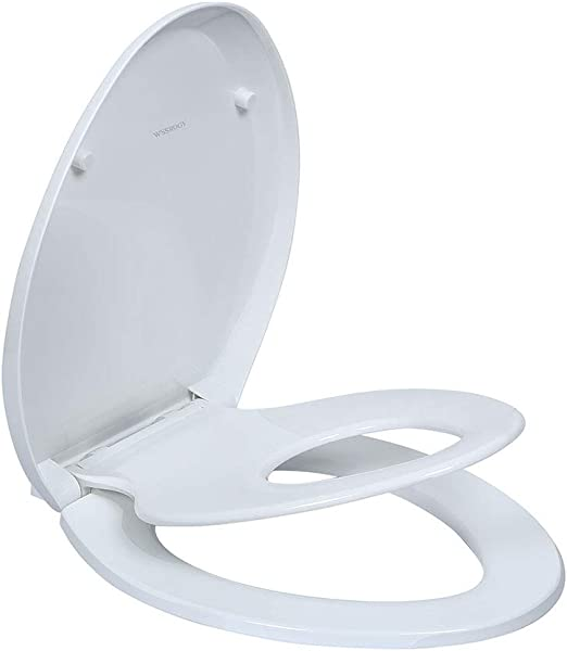 Luxury Child Family Friendly Soft Close Toilet SeatPotty Training Top Fixing