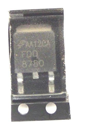 FDD8780 Fairchild Trans MOSFET N-CH 25V 35A 3-Pin TO-252