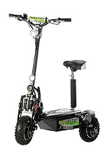VECTORSCOOTERS 1600W Scooter eléctrico, 48V, batería SLA